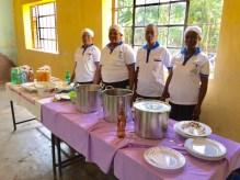 Team of mama cooks