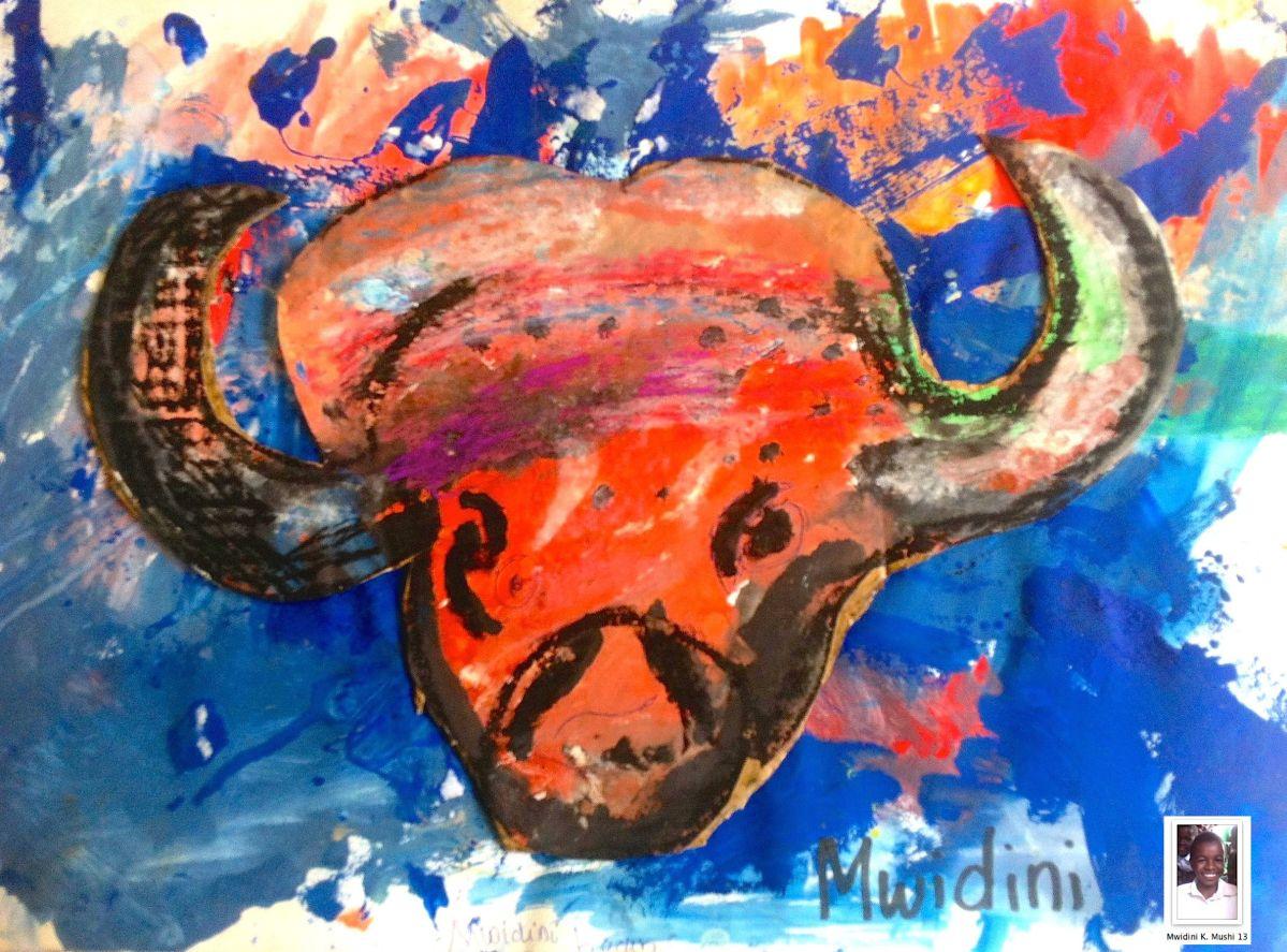 Mwidini's Wildebeest