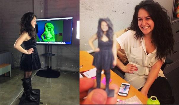 3D Selfies