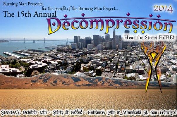 decompression 2014
