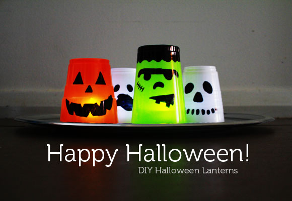 Last-Minute Halloween Decor Ideas