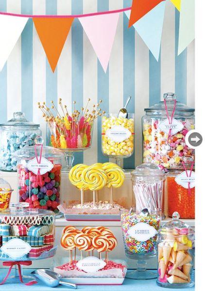 diy candy bar