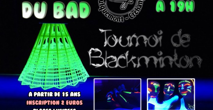 Tournoi de Blackminton