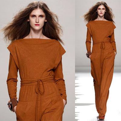 las principales tendencias de la moda otoño-invierno 2011/2012: el coñac color