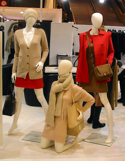 toutes les tendances mode automne-hiver 2011/2012