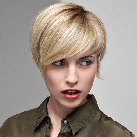 fryzury krótkie