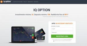 HomePage IQ Option