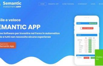 Semantic Investment App- cos'è e come funziona