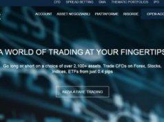 Homepage di Trade.com