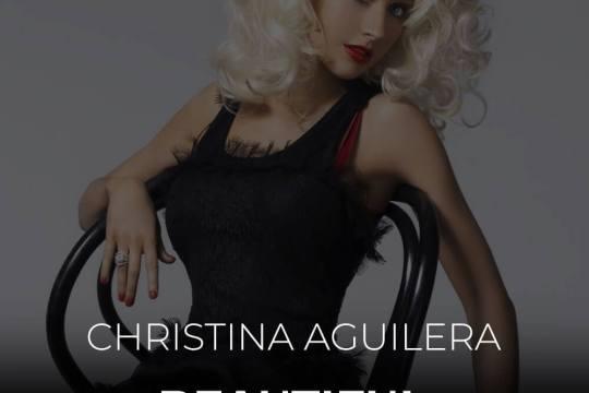 Como cantar BEAUTIFUL - CHRISTINA-AGUILERA