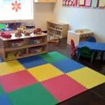 ABC Great Beginnings has special rooms for toddler daycare.