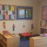 This is the ABC Great Beginnings Riverton location 3+ classroom.