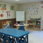 We teach toddlers, pre-k and school age children.