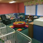 We offer great play areas and classrooms.