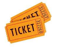 tickets numerados