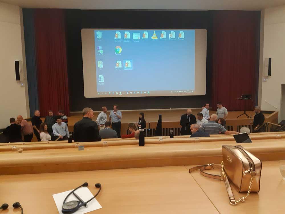 ABC LIFT était présent au séminaire Liftup