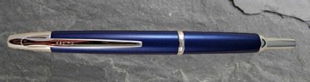 Pilot Capless Pen - Blue Decimo