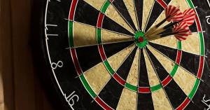 Dart Tournament at Airline Brewery