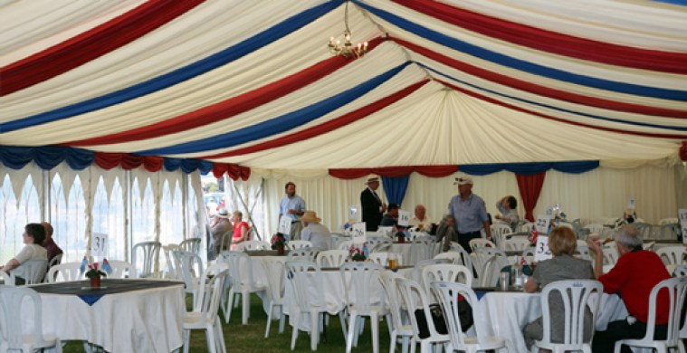 Complimentary Marquee Interiors