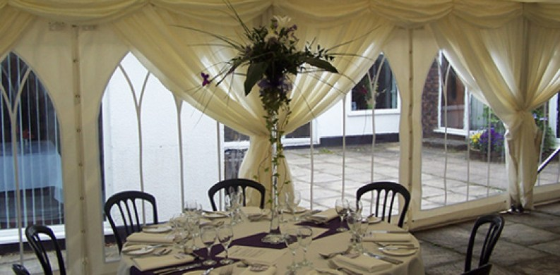 Marquee Furnishings & Linings