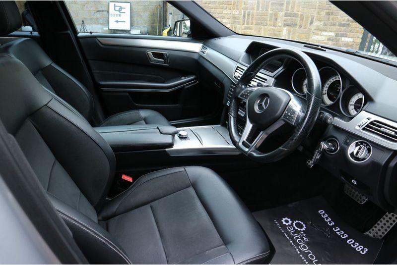 2014 MERCEDES BENZ E250 BLUETEC AMG SPORT