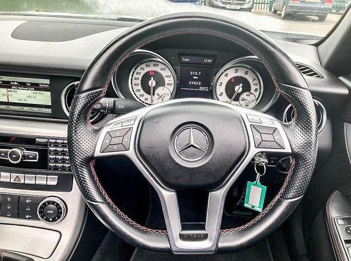 2014 Mercedes-Benz SLK 200