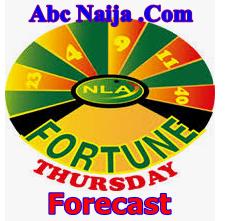 Ghana Fortune Forecast Thursday