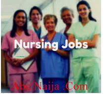 Nurse Job In Lagos