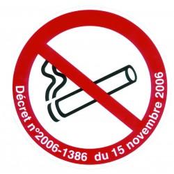 Signaltique Dfense De Fumer Dcret