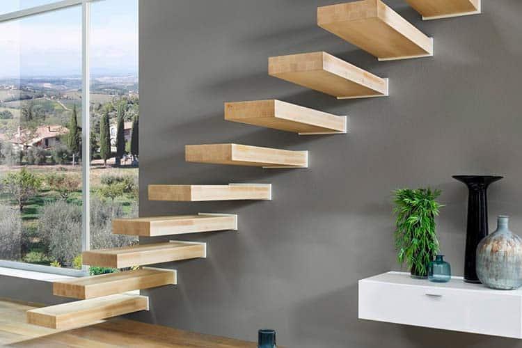 prix d un escalier cout moyen