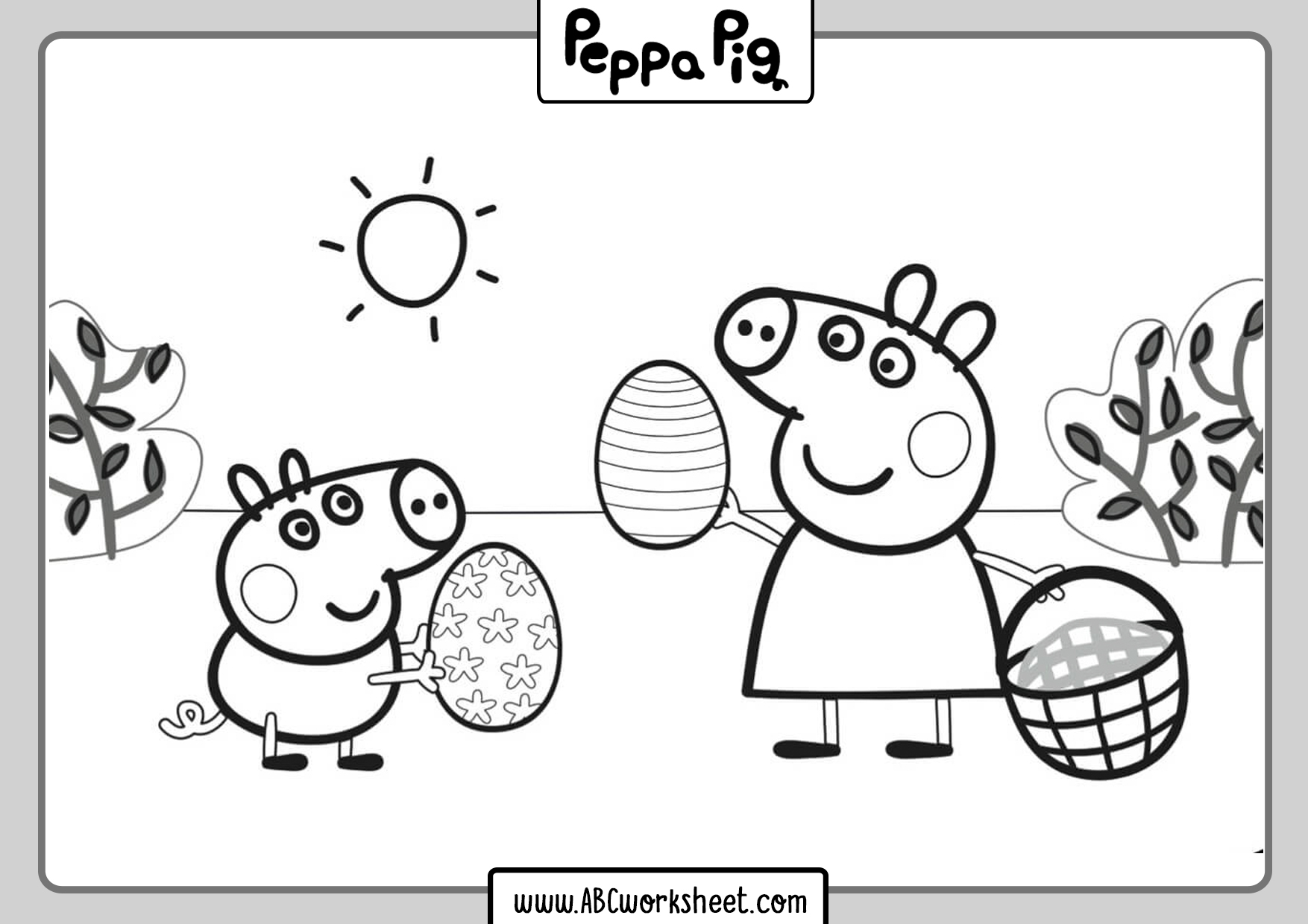 - Peppa Pig Worksheets Printable Worksheets And Activities For