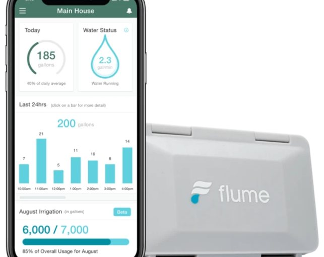 Measuring Water Usage in a Multifamily Building