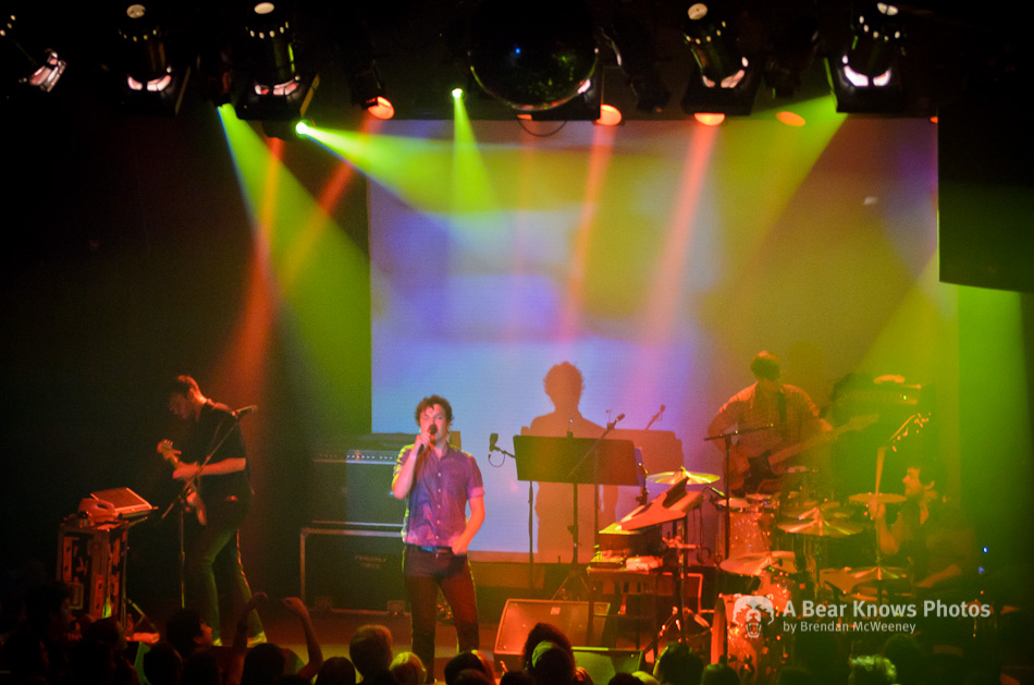 Friendly Fires at The Independent (14)