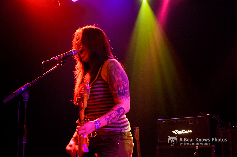 Girl in a Coma at The Independent (2)