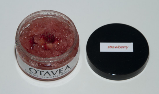 Otavea body scrub