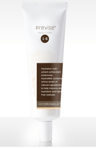 Previse Skincare Hydromilk Hydating Lotion