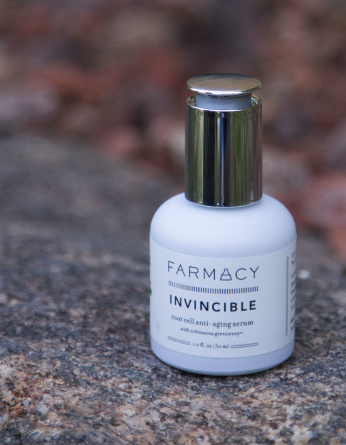 Farmacy Beauty Invincible Root Cell Anti-Aging Serum natural skin care