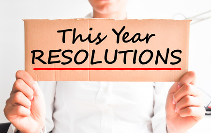 secret New Year's resolutions