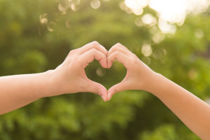 charity and heart