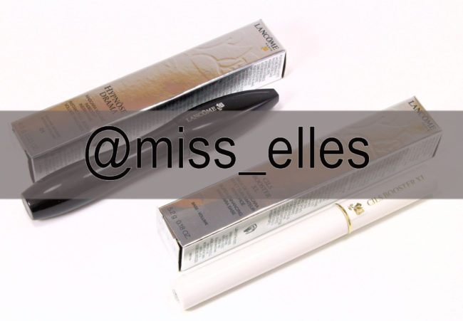 Lancome Grand Hypnose Mascara and Cils Booster