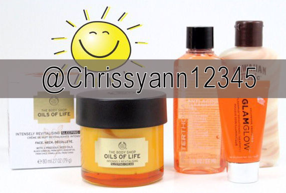 Body Shop Oils of Life and Girls weekend giveaway