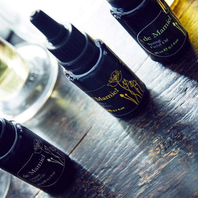 Top 10 Picks for Organic Beauty Products De Mamiel Seasonal Oils
