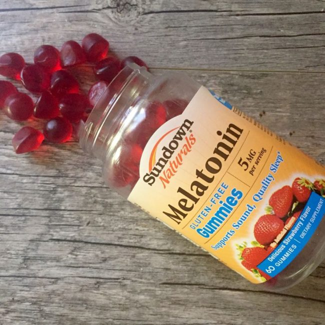 Sundown Natural Vitamins Melatonin