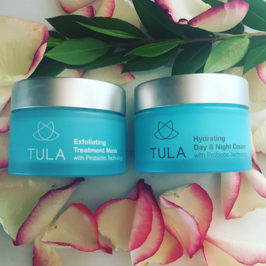 Tula Skin Care with probiotics
