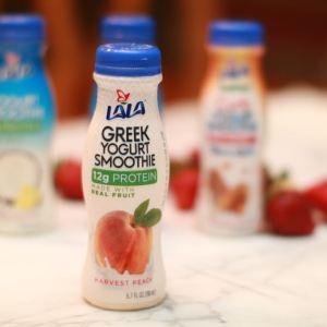 LALA Greek Yogurt Smoothie