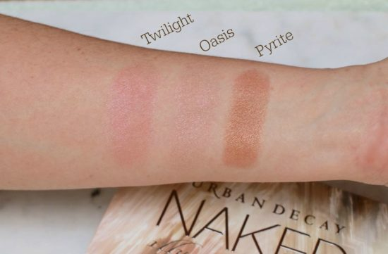 Urban Decay Naked Illuminated Trio Review, Photos, Swatches
