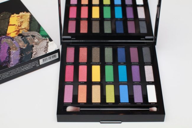 Urban Decay Full Spectrum Palette Eye Shadows