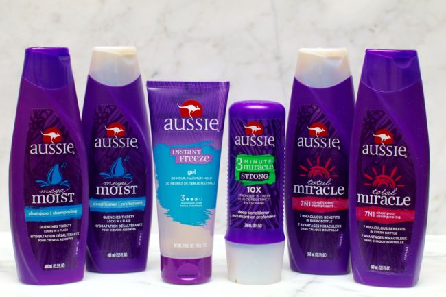 Aussie Hair care best products for curly hair