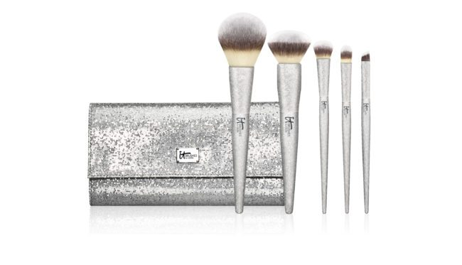 IT Cosmetics holiday 2016 all that glitters brush set