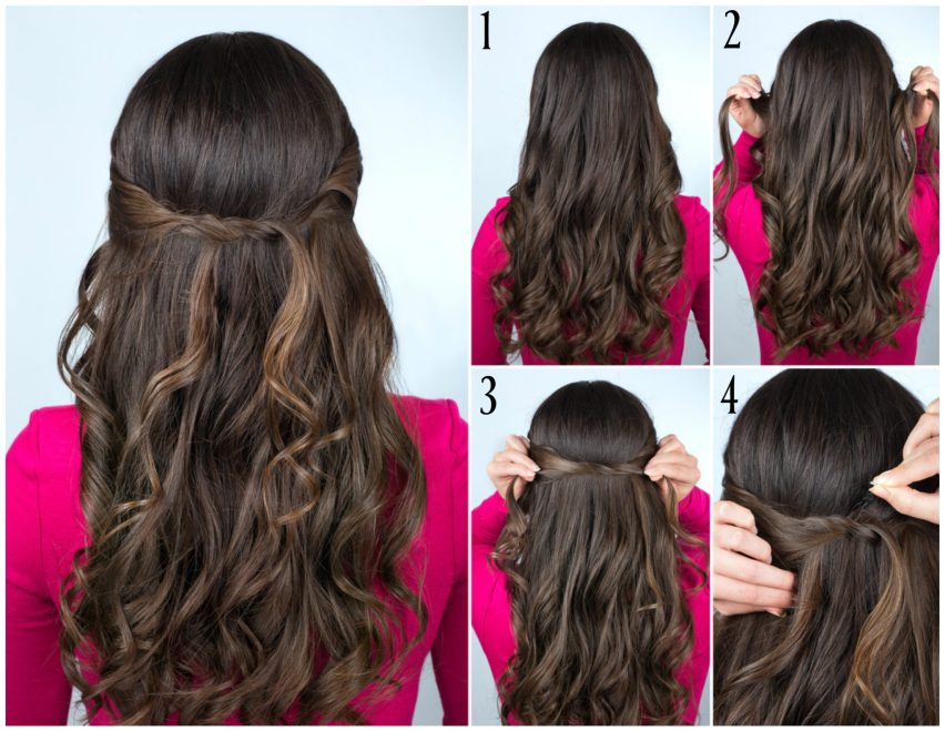 boho hair tutorial